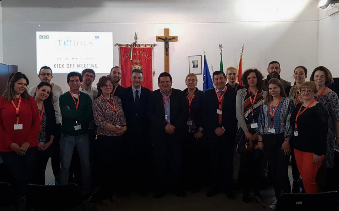 Lokalna Grupa Działania Pałuki – Wspólna Sprawa w Cefalu we Włoszech