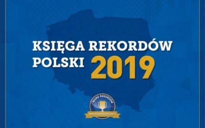 Jesteśmy w Księdze Rekordów Polski