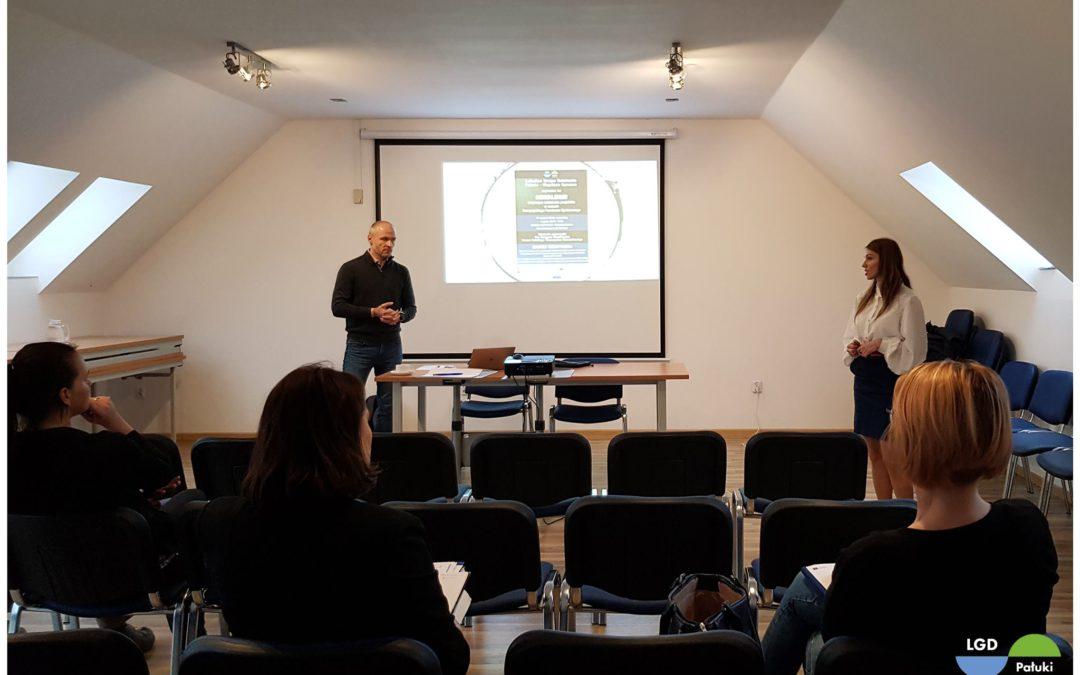 Szkolenie dotyczące wdrażania projektów w ramach EFS