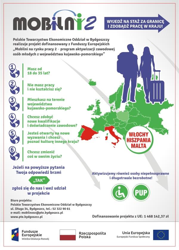 Mobilini na rynku pracy