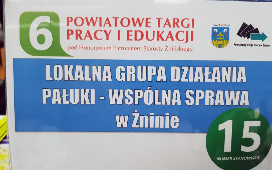 6 Powiatowe Targi Pracy i Edukacji