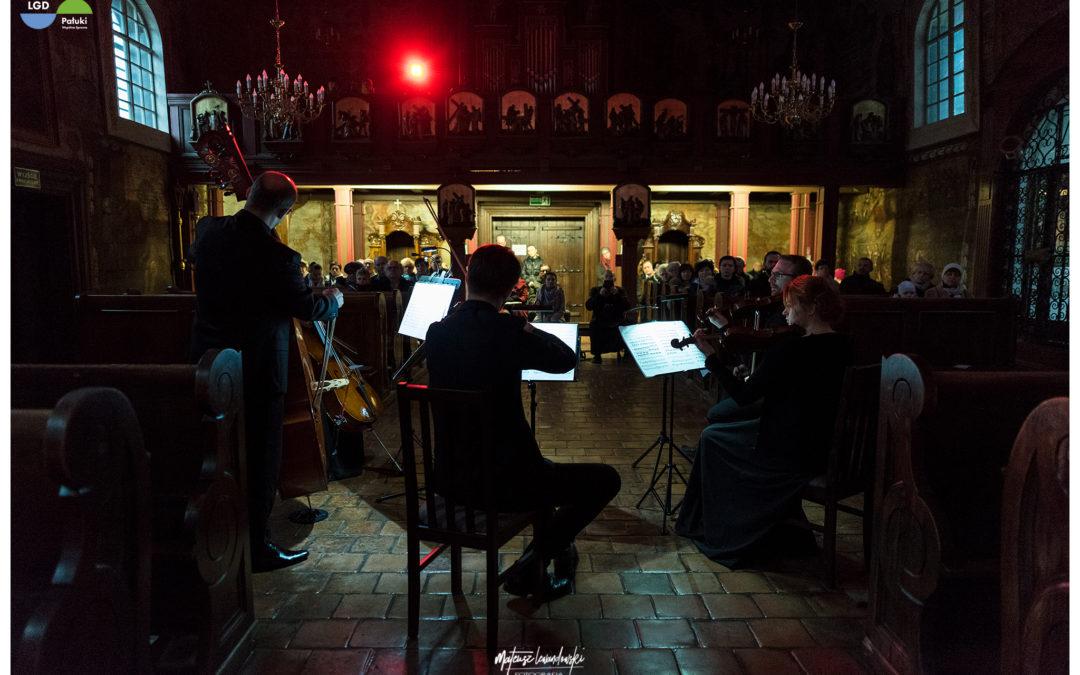 Koncert Pasyjny w wykonaniu Raffa Quartet