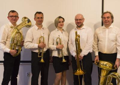 Koncert z okazji 15-lecia utworzenia Gąsawskiej Orkiestry Pałuki 27.01.2019r.