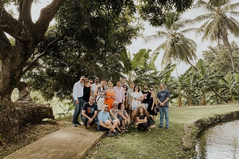 LGD Pałuki – Wspólna Sprawa na ECHOES w Gwadelupie