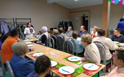 """Projekt grantowy """"Tacy Sami"""" w Barcinie"""