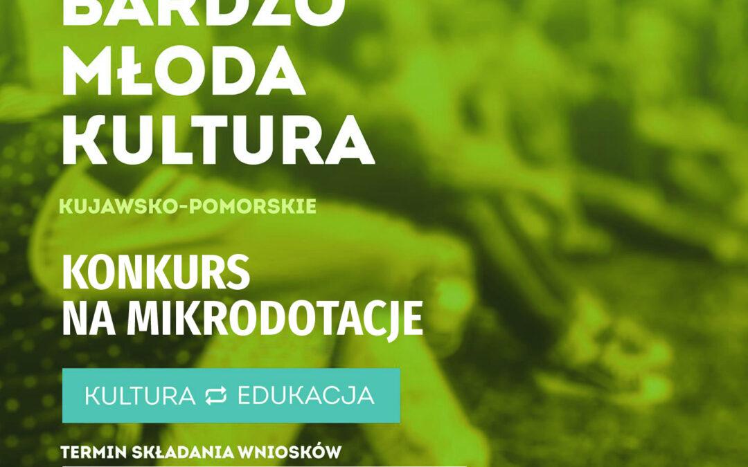Bardzo Młoda Kultura Kujawsko-Pomorskie 2020
