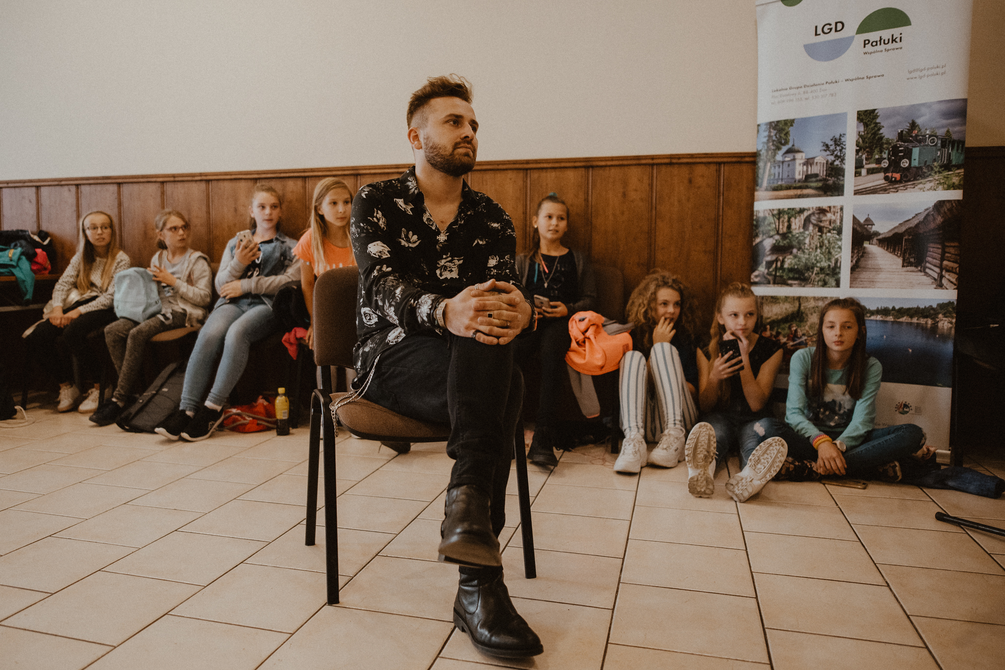 Warsztaty wokalne/emisyjne – Tadeusz Seibert 19.09.2019r.