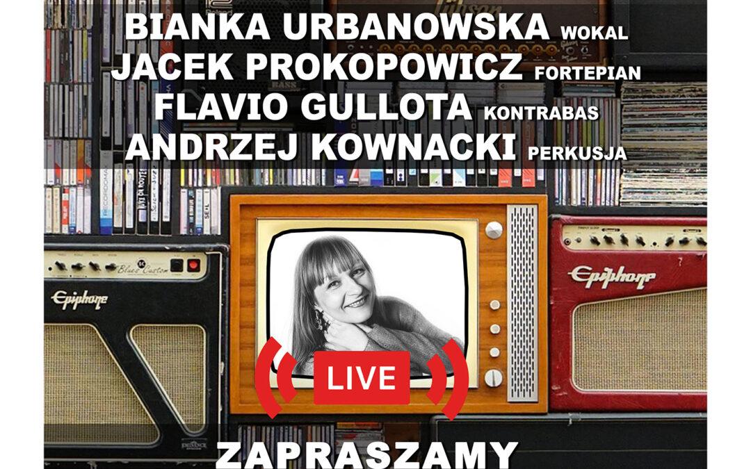 Koncert muzyki filmowej 13.06.2020r.