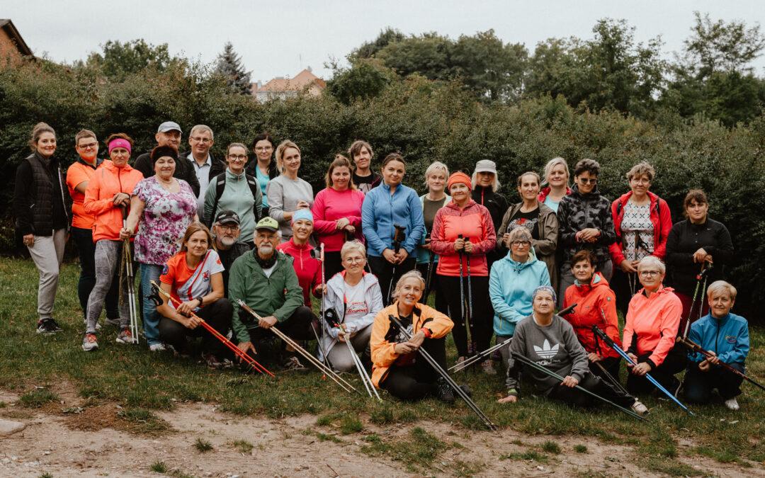 Rajd Nordic Walking 2021
